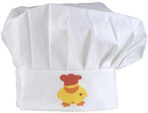 כובע שף לילדים - Duck ברגהוף - Duck