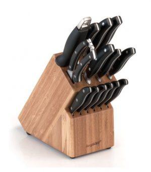 סט סכינים 15 חל' - Forged