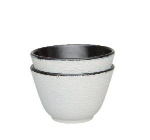 כוס/ קערה לתה 0.10 ל' יציקת ברזל