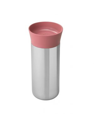 תרמוס/כוס נסיעה 0.33 ל' - LEO