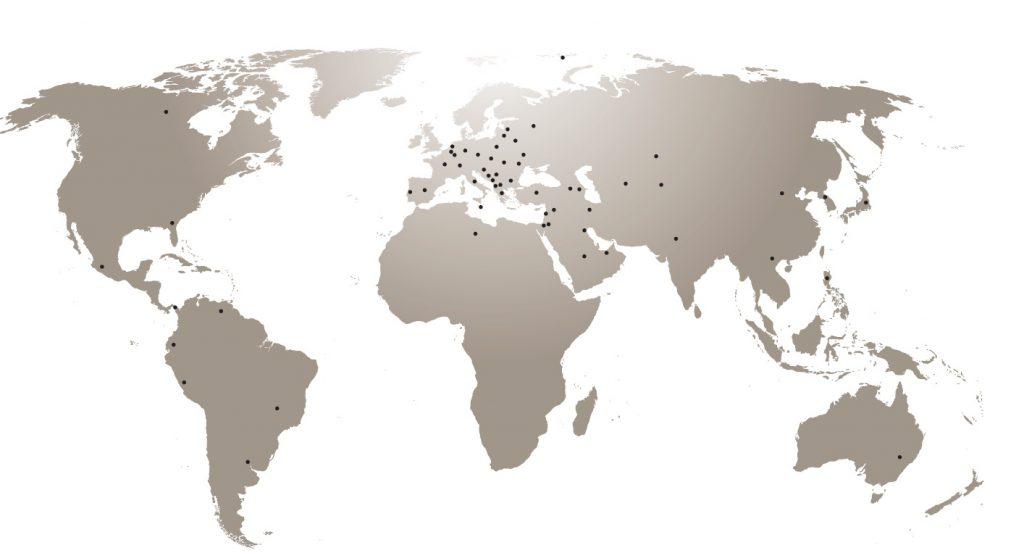 ברגהוף מסביב לעולם